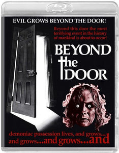 Beyond the Door (Blu-ray): Ronin Flix - Reversible Cover