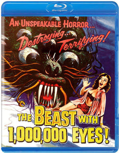 The Beast with 1,000,000 Eyes (Blu-ray): Ronin Flix