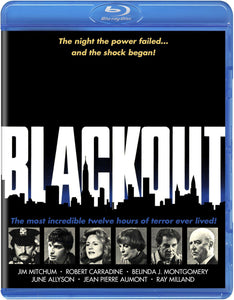 Blackout (Blu-ray): Ronin Flix