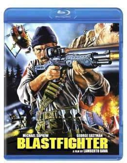 Blastfighter (Blu-ray): Ronin Flix