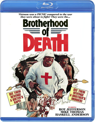 Brotherhood of Death (Blu-ray): Ronin Flix