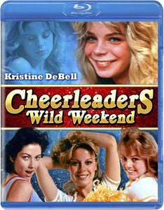 Cheerleaders Wild Weekend (Blu-ray): Ronin Flix