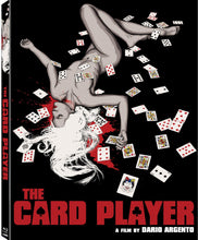 Load image into Gallery viewer, The Card Player (Blu-ray): Ronin Flix - Slipcover