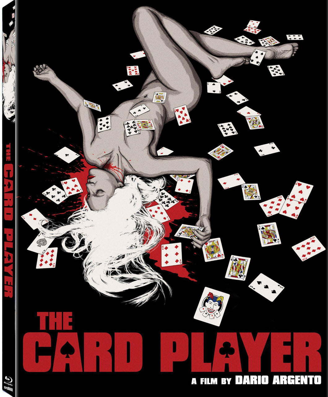 The Card Player (Blu-ray): Ronin Flix - Slipcover