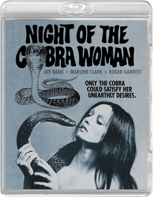 Night of the Cobra Woman (Blu-ray): Ronin Flix