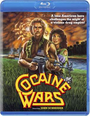 Cocaine Wars (Blu-ray): Ronin Flix