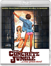 Load image into Gallery viewer, The Concrete Jungle (Blu-ray): Ronin Flix - Reversible Cover