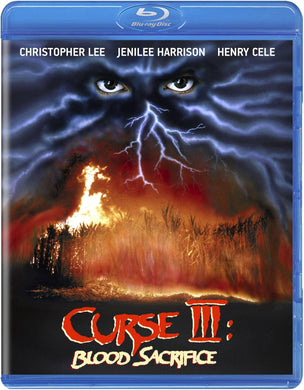 Curse III: Blood Sacrifice (Blu-ray): Ronin Flix