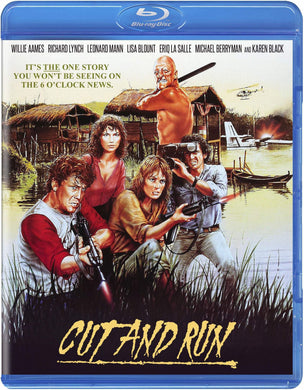 Cut and Run (Blu-ray): Ronin Flix