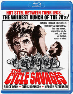 The Cycle Savages (Blu-ray): Ronin Flix