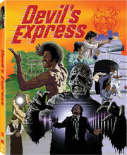 Load image into Gallery viewer, Devil's Express (Blu-ray): Ronin Flix - Slipcover