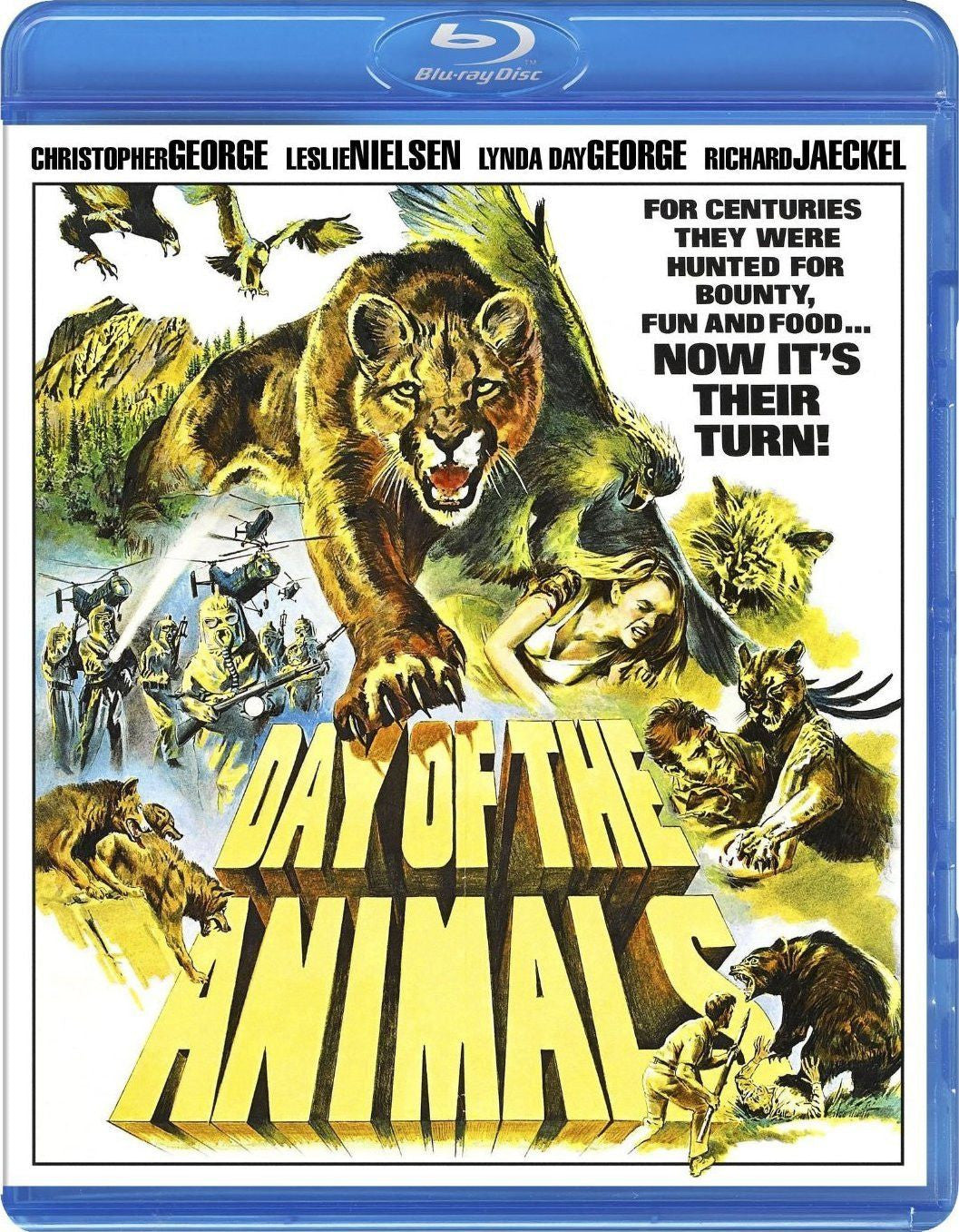 Day of the Animals (Blu-ray): Ronin Flix