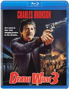 Death Wish 3 (Blu-ray): Ronin Flix