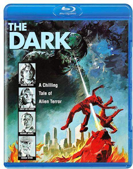 The Dark (Blu-ray): Ronin Flix
