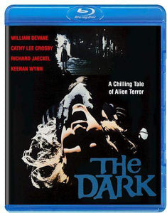 The Dark (Blu-ray): Ronin Flix - Reversible Cover
