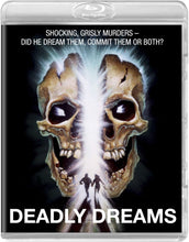 Load image into Gallery viewer, Deadly Dreams (Blu-ray): Ronin Flix - Reversible Cover