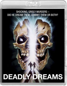 Deadly Dreams (Blu-ray): Ronin Flix - Reversible Cover
