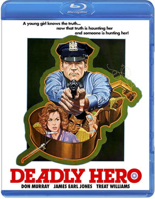 Deadly Hero (Blu-ray): Ronin Flix