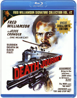 Fred Williamson Collection - Volume 2: Death Journey (Blu-ray): Ronin Flix