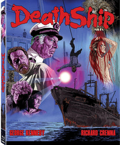 Death Ship (Blu-ray): Ronin Flix - Slipcover