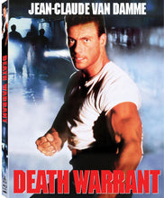 Load image into Gallery viewer, Death Warrant (Blu-ray): Ronin Flix - Slipcover