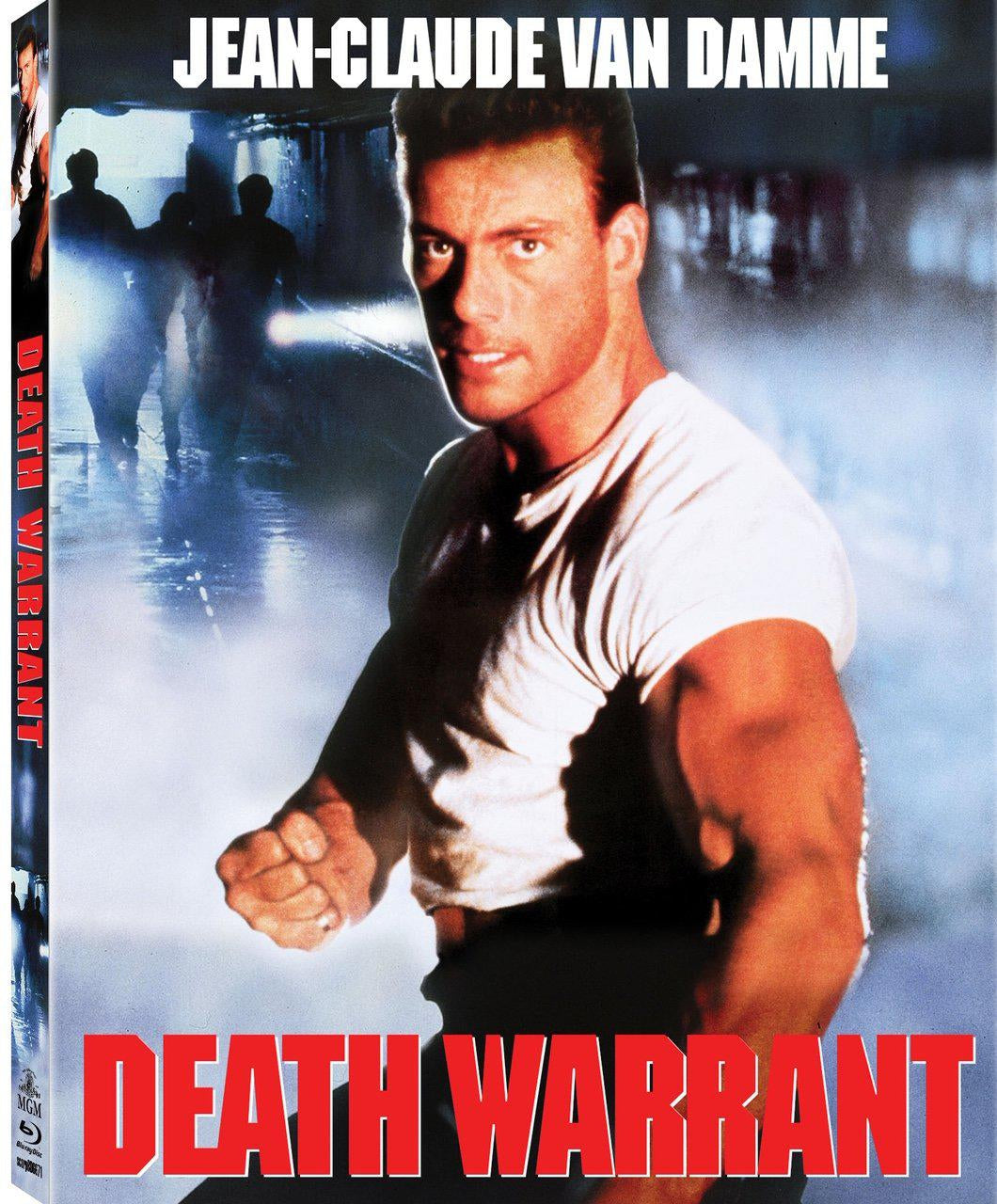 Death Warrant (Blu-ray): Ronin Flix - Slipcover
