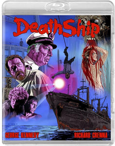 Death Ship (Blu-ray): Ronin Flix