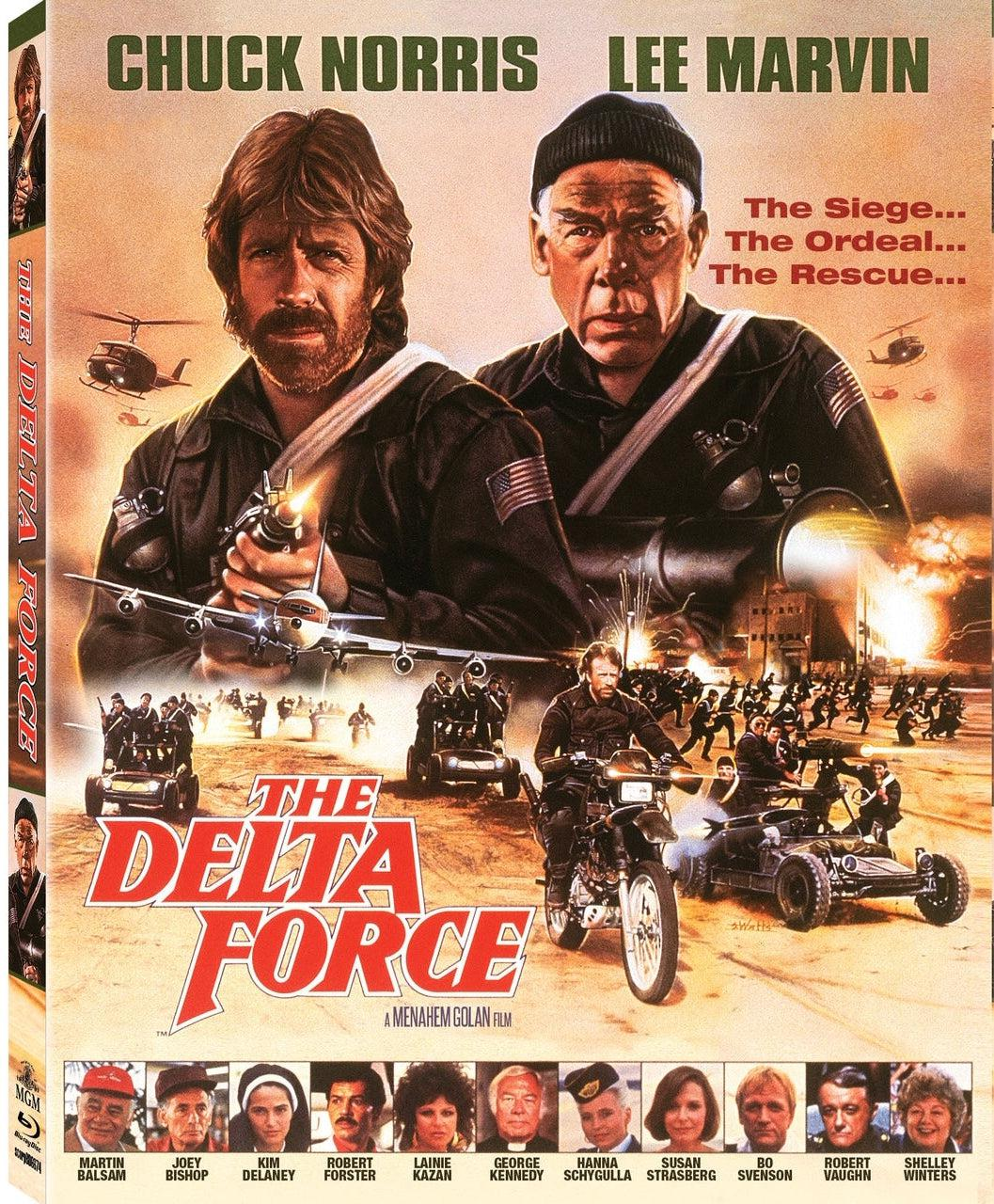 The Delta Force (Blu-ray): Ronin Flix - Slipcover