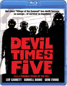 Devil Times Five (Blu-ray): Ronin Flix