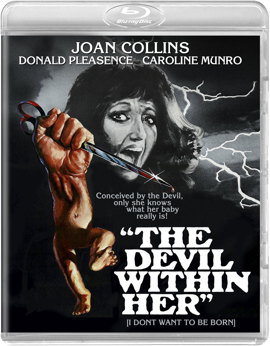 The Devil Within Her (Blu-ray): Ronin Flix