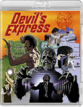Load image into Gallery viewer, Devil's Express (Blu-ray): Ronin Flix