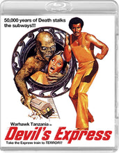 Load image into Gallery viewer, Devil's Express (Blu-ray): Ronin Flix - Reversible Cover