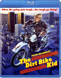 The Dirt Bike Kid (Blu-ray): Ronin Flix