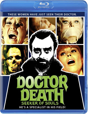 Doctor Death: Seeker of Souls (Blu-ray): Ronin Flix