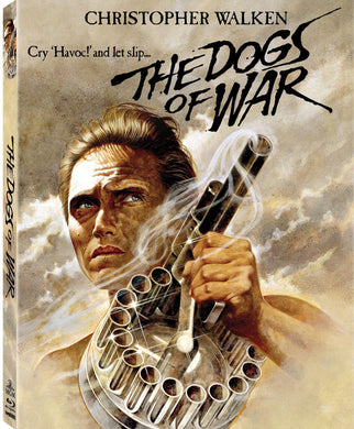 The Dogs of War (Blu-ray): Ronin Flix - Slipcover