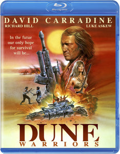 Dune Warriors (Blu-ray): Ronin Flix