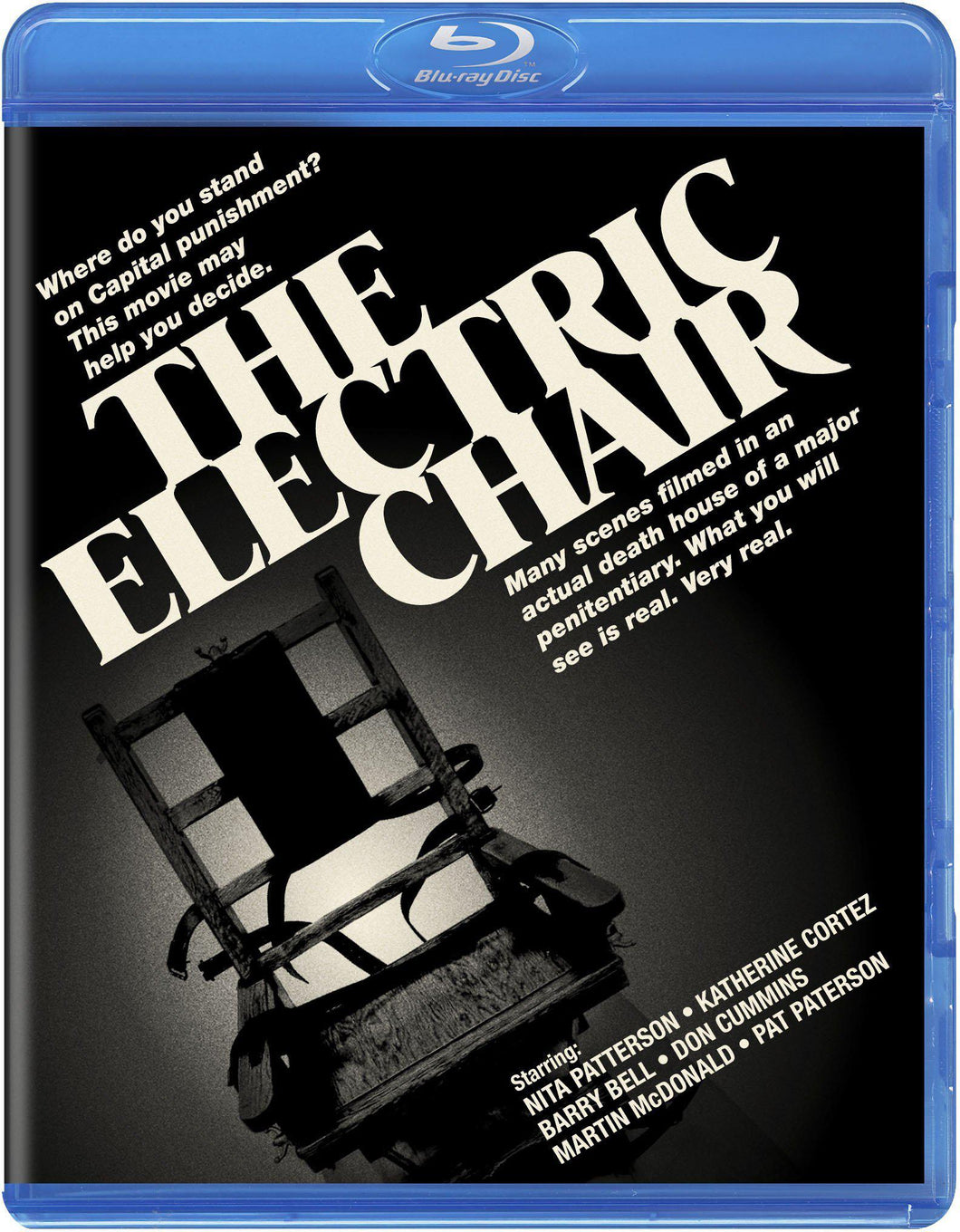 The Electric Chair (Blu-ray): Ronin Flix