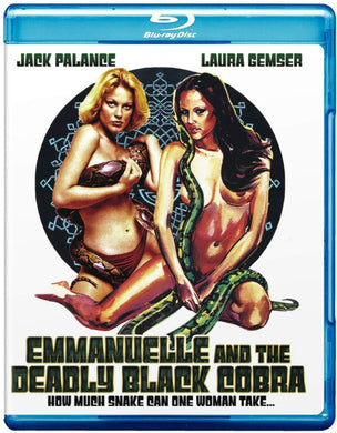 Emmanuelle and the Deadly Black Cobra (Blu-ray): Ronin Flix