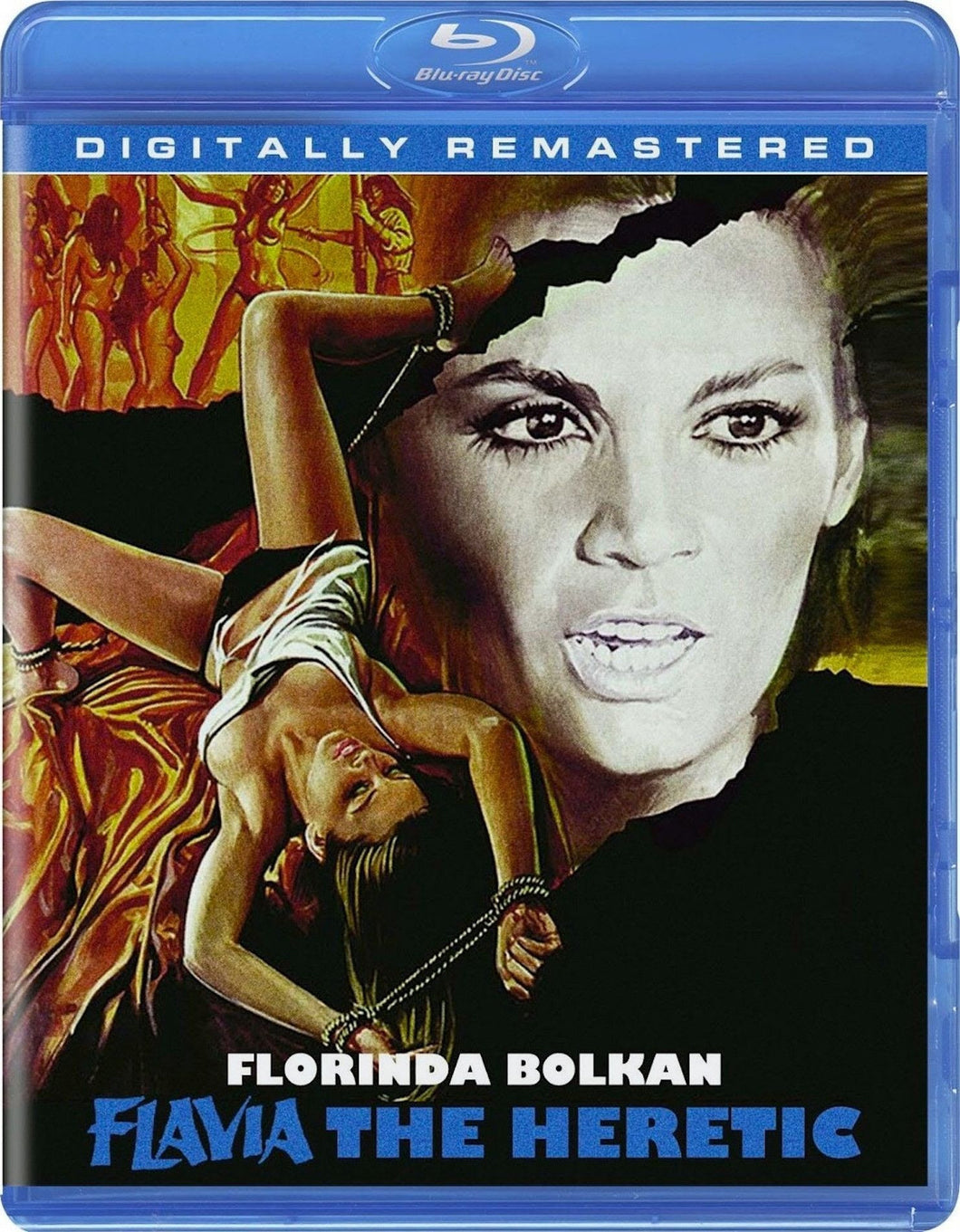Flavia the Heretic (Blu-ray): Ronin Flix