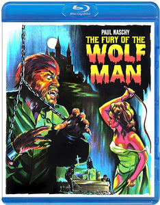The Fury of the Wolfman (Blu-ray): Ronin Flix
