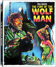 Load image into Gallery viewer, The Fury of the Wolfman (Blu-ray): Ronin Flix - Slipcover