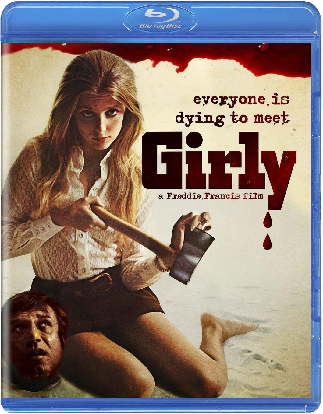 Girly (Blu-ray): Ronin Flix