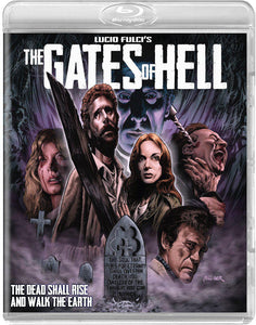 The Gates of Hell (Blu-ray): Ronin Flix