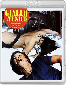 Giallo in Venice (Blu-ray): Ronin Flix - Reversible Cover