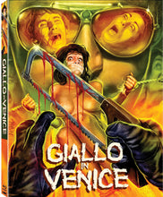 Load image into Gallery viewer, Giallo in Venice (Blu-ray): Ronin Flix - Slipcover