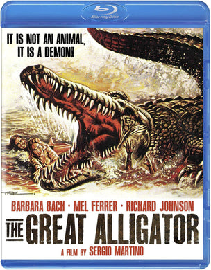 The Great Alligator (Blu-ray): Ronin Flix