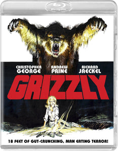 Grizzly (Blu-ray): Ronin Flix - Reversible Cover