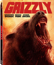 Load image into Gallery viewer, Grizzly (Blu-ray): Ronin Flix - Slipcover