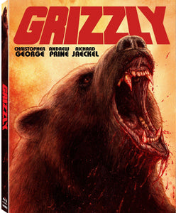 Grizzly (Blu-ray): Ronin Flix - Slipcover