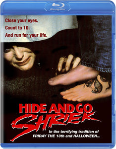 Hide and Go Shriek (Blu-ray): Ronin Flix